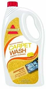 BISSELL 94Q6E Advanced Formula Carpet Wash Citrus Fragrance Carpet Cleaning Formula - 1.5 L