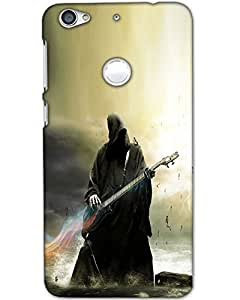 WEB9T9 Letv Le 1s Back Cover Designer Hard Case Printed Cover