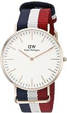Comprar Daniel Wellington 0103DW - Reloj analógico, para hombre, multicolor