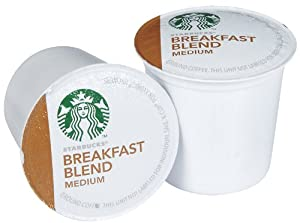 Starbucks Breakfast Blend K-Cups , 54-Count