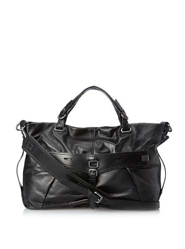Kooba Women's Desmin Convertible Satchel, Black