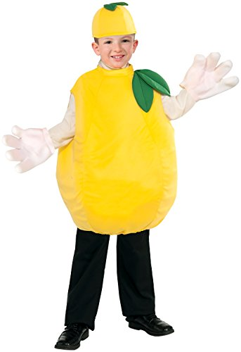 Kids Lemon Costume