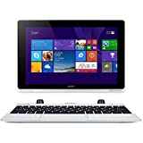 Acer Aspire Switch 10 SW5-011 10.1-inch Convertible Tablet PC with Keyboard (Atom Z3740 1.33GHz, 2GB RAM, 32GB Memory, eMMC, WLAN, BT Webcam, Windows 8.1, Microsoft Office Included)