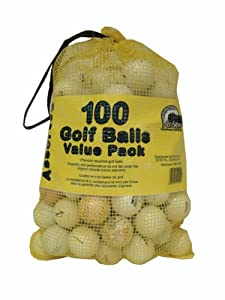 Taylor Made Noodle Golf Balls (Pack of 100) by Unknown