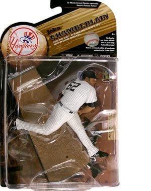 New York Yankees Joba Chamberlain 2009 MLB Wave 2 Series 25 Mcfarlane