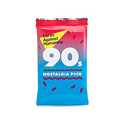 Cards Against Humanity: 90s Nostalgia Pack by Cards Against Humanity LLC