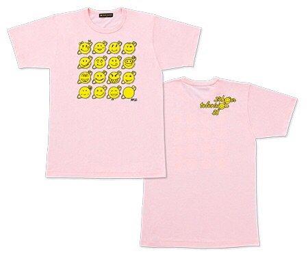 24時間テレビ 2015 チャリティーTシャツ Hey! Say! JUMP V6 チャリT グッズ (L,ピンク)