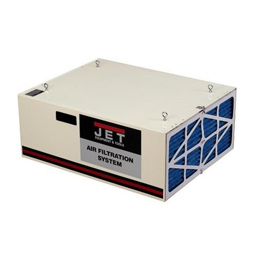 Purchase JET 708620B AFS-1000B 550/702/1044 CFM 3-Speed Air Filtration System with Remote and Electr...