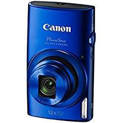 Canon PowerShot ELPH 170 IS (Blue)