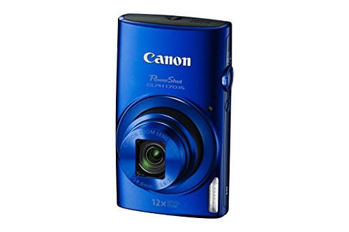 Buy Bargain Canon PowerShot ELPH 170 IS (Blue)