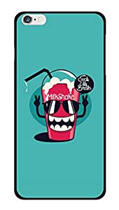 """Humor Gang Cool Milk Shake Printed Designer Mobile Back Cover For """"Apple Iphone 6 PLUS-6s PLUS"""" (3D, Glossy, Premium Quality Snap On Case)"""