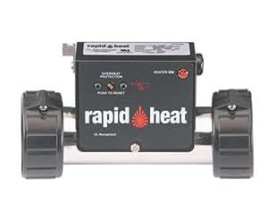 Jacuzzi U395000 RapidHeat Inline Heater - Discharge, Neutral
