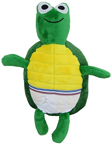 "Animals In Undies Todd Turtle 12"" Plush Toy"