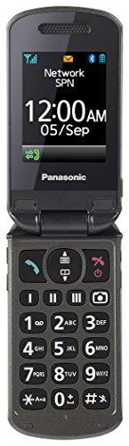 Panasonic KX-TU339 Telefono Cellulare, Nero [Italia]