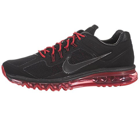 Nike Air Max 2013 EXT Mens Running Shoes 554967 006 Black 9