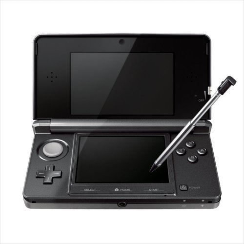 Nintendo 3ds Console - Cosmo Black (Japanese Imported Version - Only Plays Japanese Version Games)