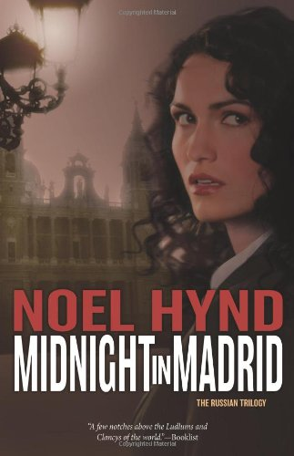 Midnight in Madrid (The Russian Trilogy, Book 2)