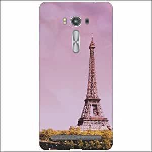Asus Zenfone Laser ZE 550KL Lamp Shades - Silicon Phone Cover