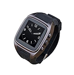Auxus RIST - SMARTWATCH MOBILE 3G SIM GPS CAMERA ANDROID WATERPROOF