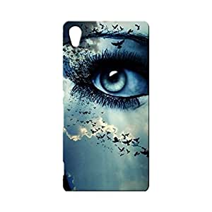 BLUEDIO Designer Printed Back case cover for Sony Xperia Z4 - G6211