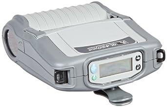 "Zebra QL420 Plus Monochrome LCD Direct Thermal Portable Label Printer with USB Port, 3 in/s Print Speed, 203 dpi Print Resolution, 4.09"" Print Width, 7.2V"