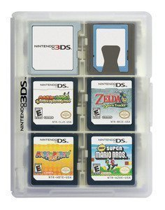 24 Game Card Case for Nintendo 3DSâ