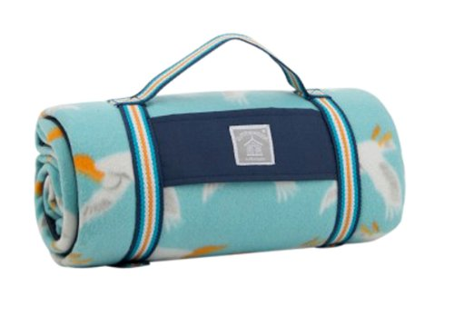 Picnic Blanket Key West Pelican Design