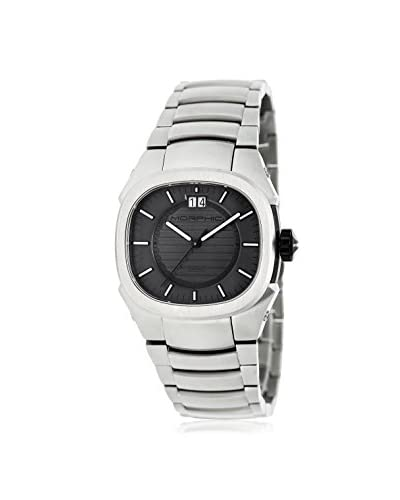 Morphic Men's M43 Series Charcoal/Stainless Steel Watch