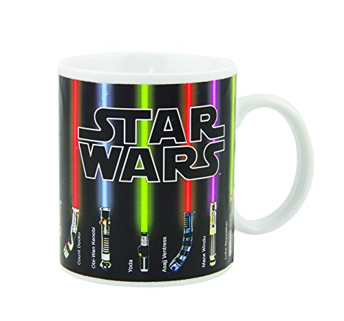 Star Wars Light Sabre Heat Change Mug