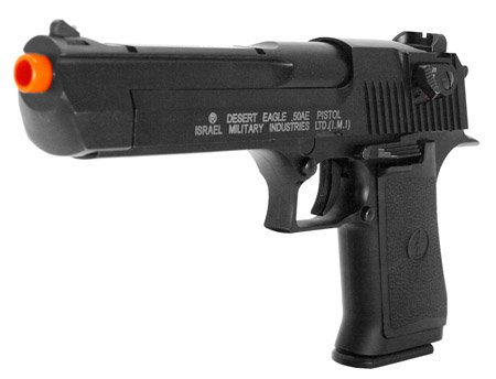 Desert Eagle Full Auto Airsoft Pistol (Gas Airsoft Guns compare prices)
