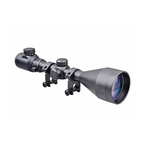 Trinity Force Tactical 3-12×56 Hi-Power Rifle Scope With illuminated Mil-Dot Range Estimating Reticle Pattern And Scope Rings – This item fits Weaver / Picatinny Rails , Ruger SR22 SR556 , Hk416 , SIG522 SIG556 , AR15 , Hi-Point 9mm .40 .45 Carbine , Kel-Tec SU16 SU22 , Beretta AR100 AR160 , Mossbert Tactical 715t FLEX-22 , Remington Model 597 770 , Mossberg 715t FLEX-22 Rifles