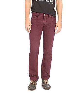 Aeropostale Mens Bowery Straight Slim Fit Jeans 920 27X28