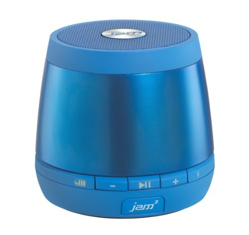 Hmdx Jam Plus Portable Speaker (Blue) One-Pack Color: (One-Pack) Blue