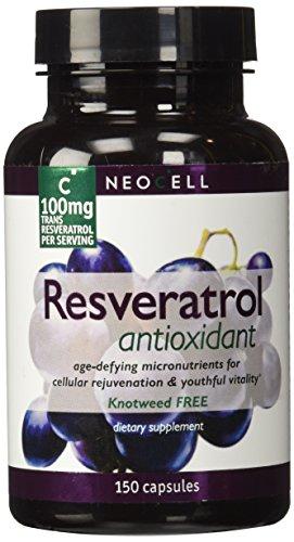 NeoCell Resveratrol Antioxidant -- 150