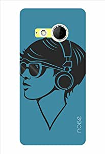 HTC One m8 mini Designer Printed Covers & Protective Hard Back Case / Cover for HTC One m8 mini By Noise