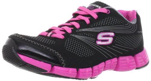 Skechers Women's Stride Fashion Trainers 11635 Bkhp Black 6 UK