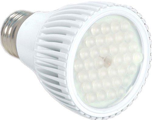 Kolourone S8881 Dimmable 7-Watt 30-Degree 5000K 120-Volt, 385 Lumens, Led Par20 Light, White