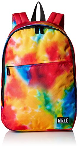neff Men's Daily Backpack, Tie Dye, One Size (Neff Tie Dye Backpack compare prices)