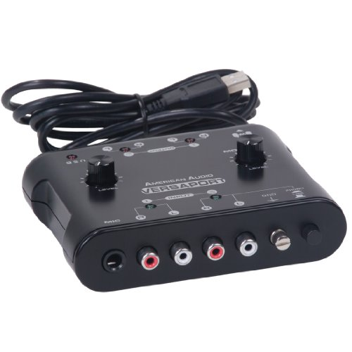 American Audio Versa Port  Soundcard