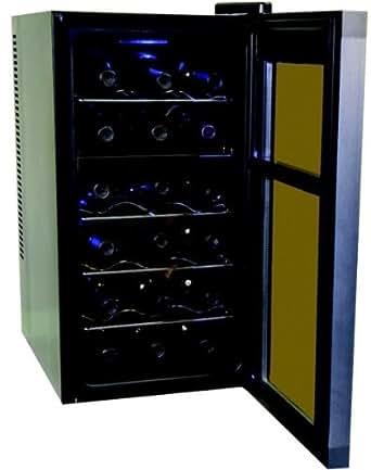 haier hvtb18dabb18 bottle dual zone wine. Black Bedroom Furniture Sets. Home Design Ideas