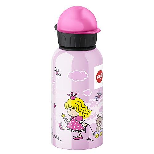 EMSA FLASK - Botella, diseño princesa, 400 ml