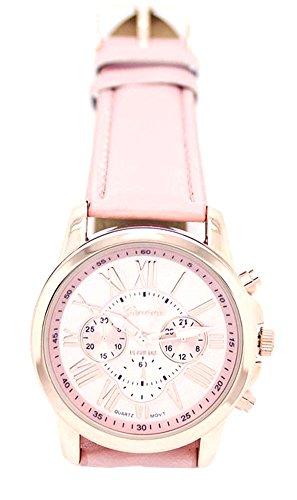 daisyvzu-women-stylish-geneva-numerals-faux-leather-analog-quartz-wrist-watch-pink