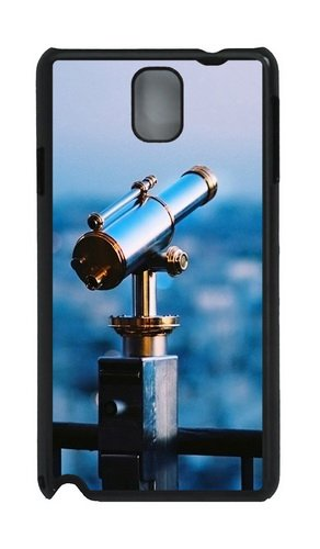 Astronomical Telescope Pc Case And Cover For Samsung Galaxy Note 3 Note Iii N9000 Black
