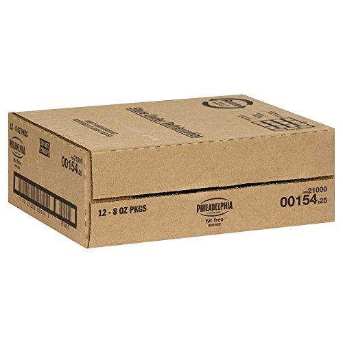 kraft-philadelphia-soft-cream-cheese-spread-fat-free-8-ounce-12-per-case