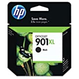 CC654AN (HP 901XL) Ink Cartridge, 700 Page-Yield, Black