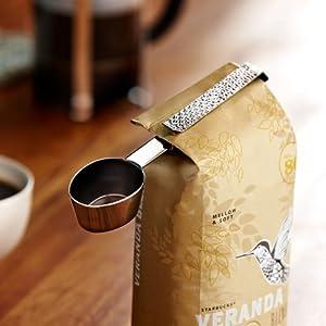 Starbucks 2 Tbsp Coffee Scoop Clip by starbucks