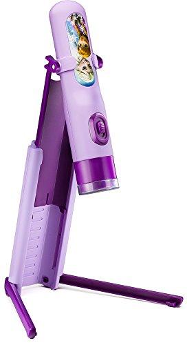 frozen-froz29-anna-und-elsa-projektion-taschenlampe-kunststoff-violett