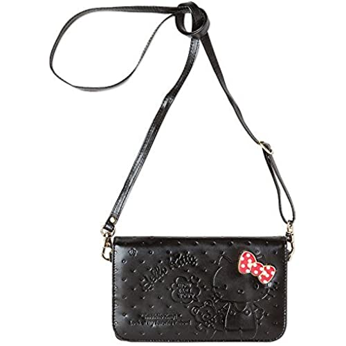 [Hello Kitty] Dots 2-WAY shoulder pouch [병행수입품]-
