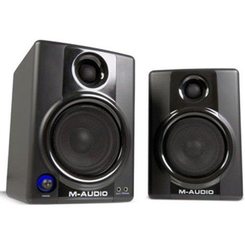 M-Audio Studiophile AV 40 reviews