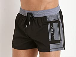 Diesel Coralrif-E Swim Shorts Black